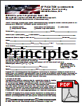 Principles of the American Prize